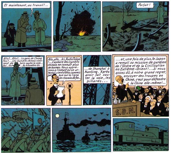 Tintin-Mukden